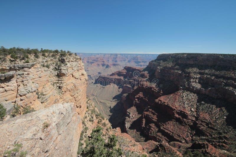 Rocky desert landscape stock photography