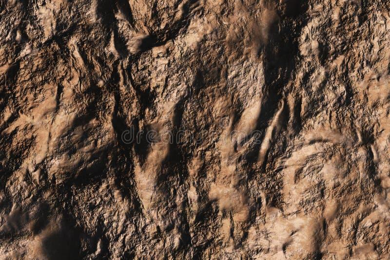 Rocky ground stock photos