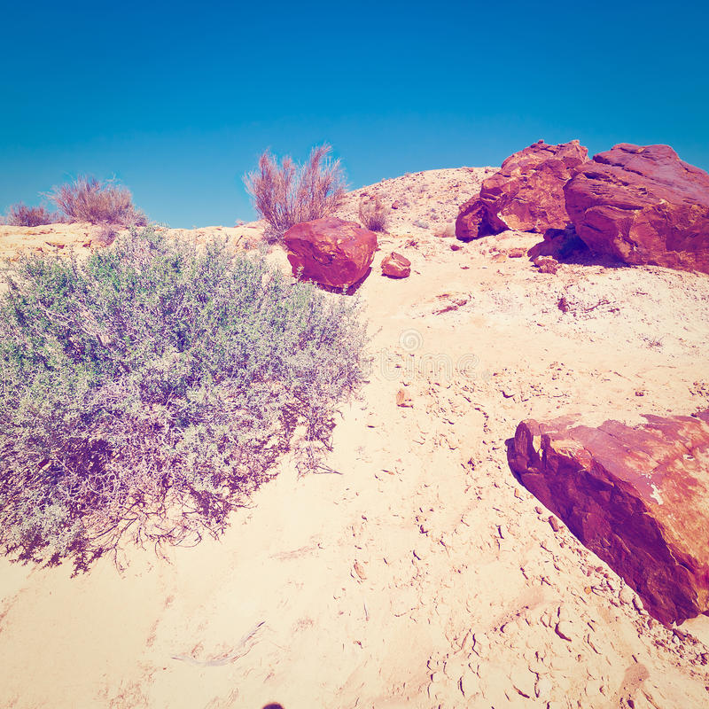 Rocky Hills royalty free stock photo
