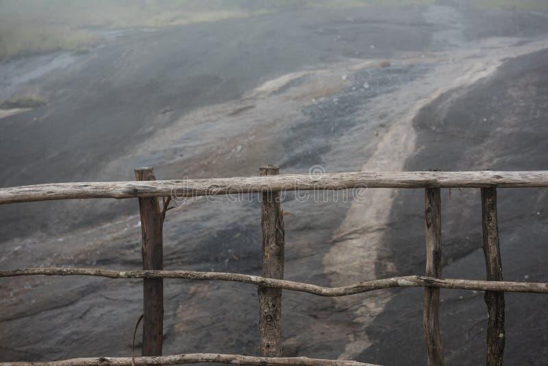 Rocky Hillscape en Kochi imagen de archivo libre de regalías