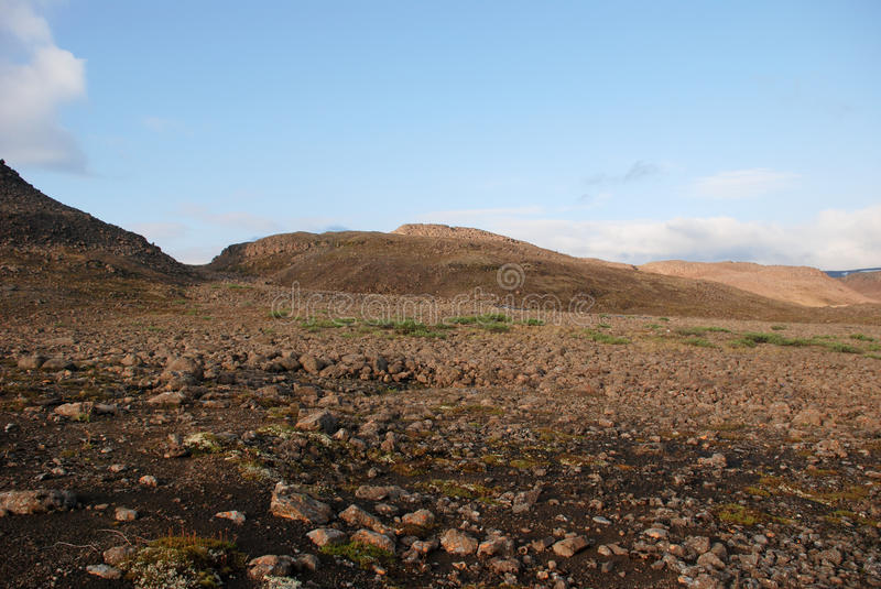 Download A rocky landscape stock image. Image of taimyr, russia - 28944045