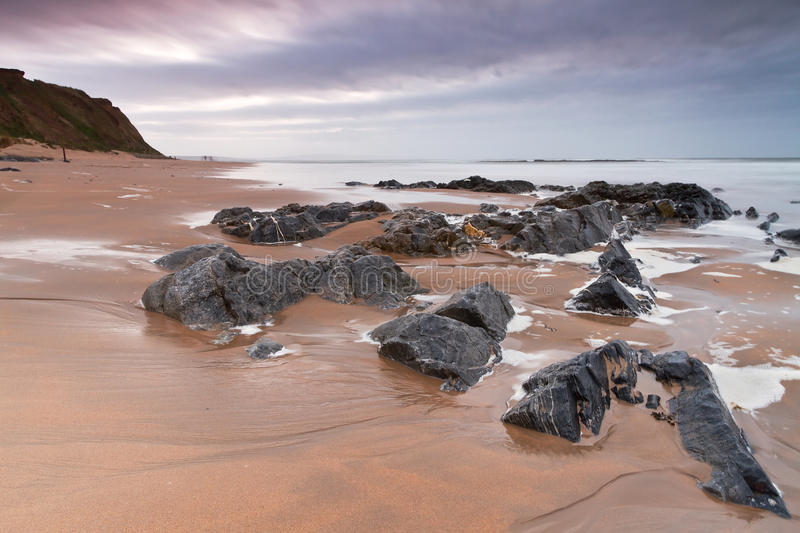 Download Rocky Landscape Of Atlantic Ocean Stock Photo - Image: 23764762