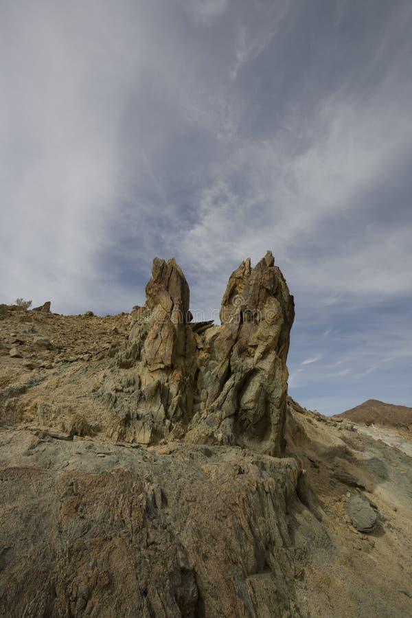 Rocky landscape in the Richtersveld National Park, stock image