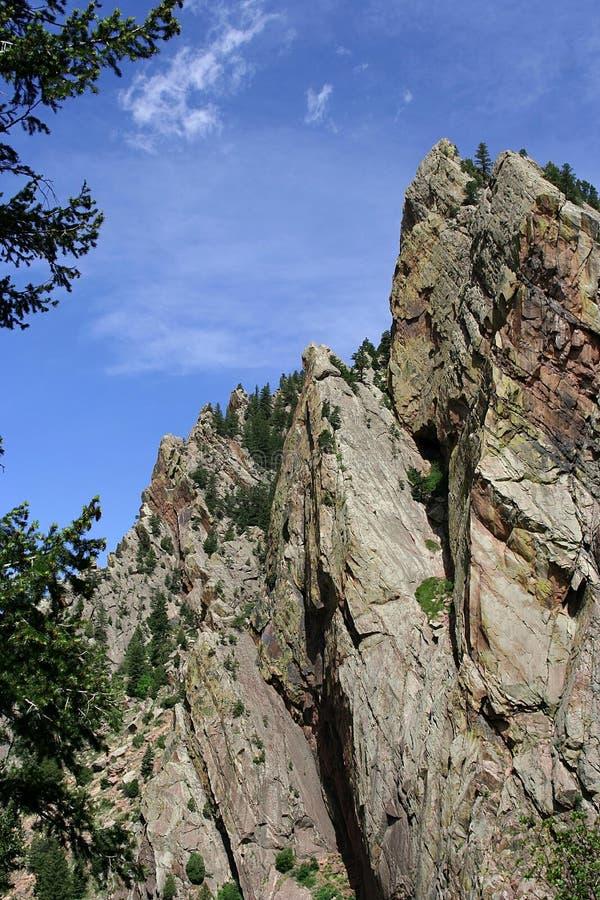 Rocky Mountain stock photo