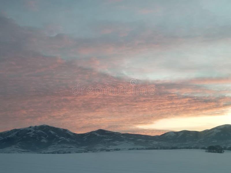 Rocky Mountain Bliss lizenzfreie stockfotografie