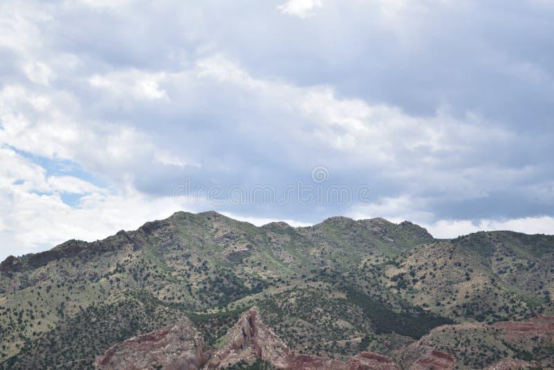 A Rocky Mountain royalty free stock photos