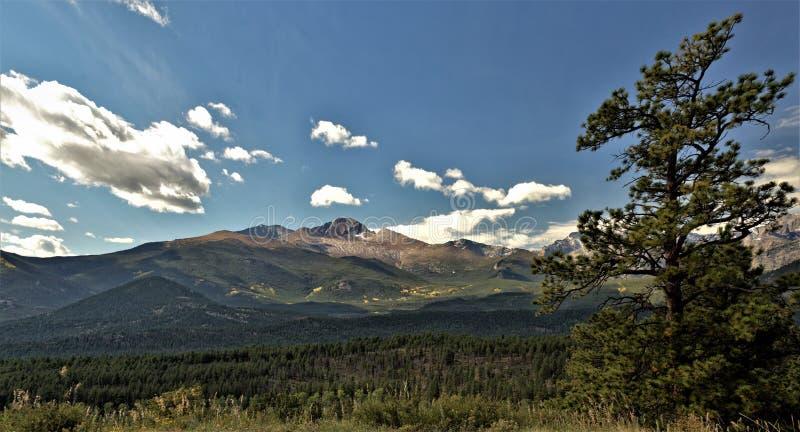 Rocky Mountain National Park-10 fotografia stock libera da diritti