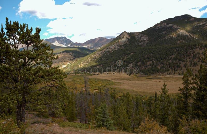 Rocky Mountain National Park-8 immagini stock