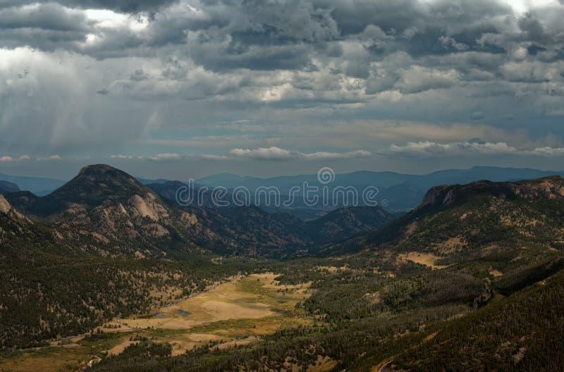 Rocky Mountain National Park-7 fotografia stock libera da diritti