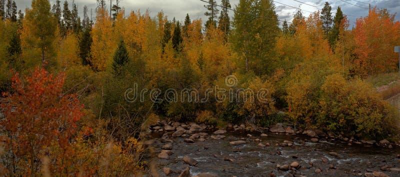 Rocky Mountain National park-6 royalty-vrije stock afbeelding