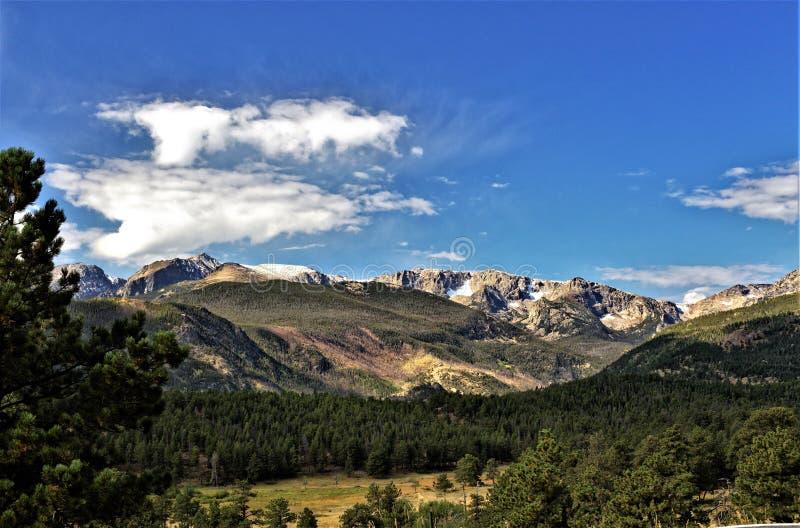 Rocky Mountain National park-5 royalty-vrije stock foto