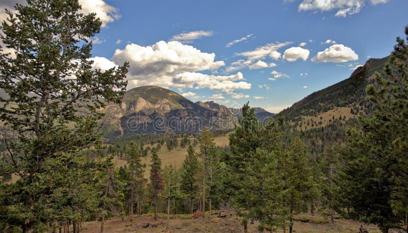 Rocky Mountain National park-2 royalty-vrije stock afbeeldingen