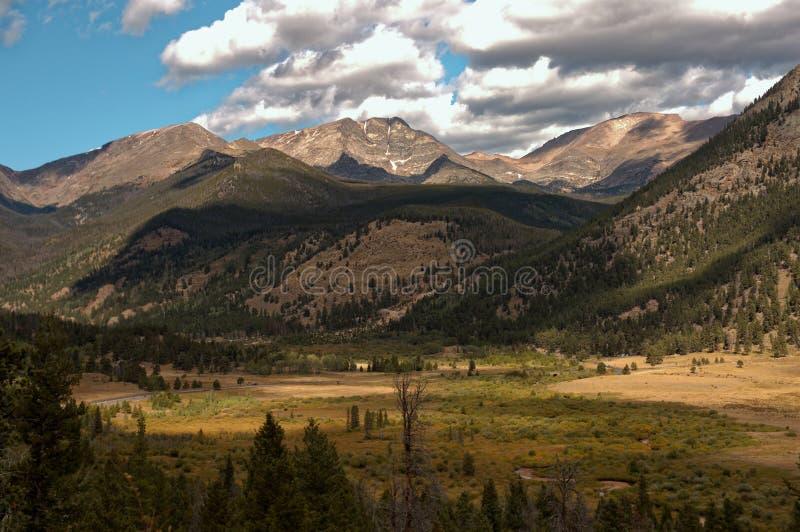 Rocky Mountain National park-4 stock fotografie