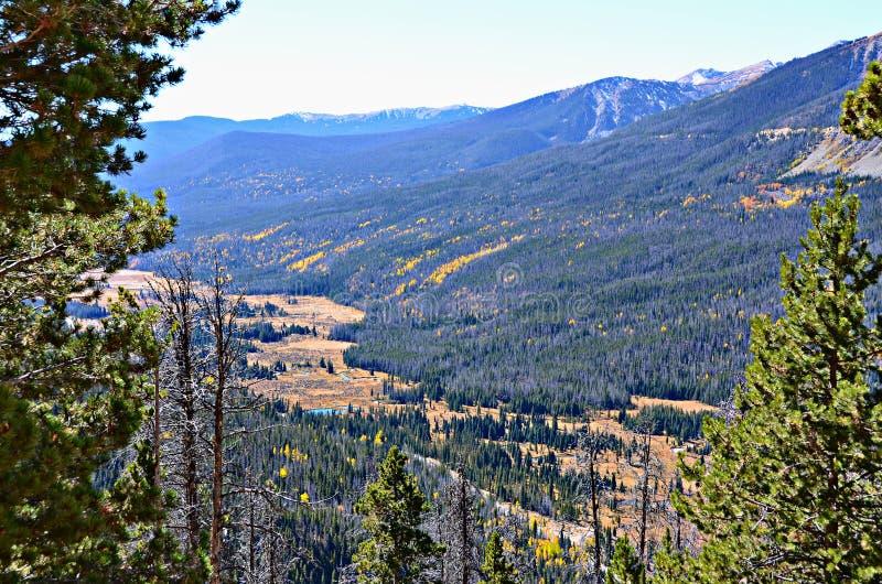 Rocky Mountain National Park. Colorado, USA stock photo