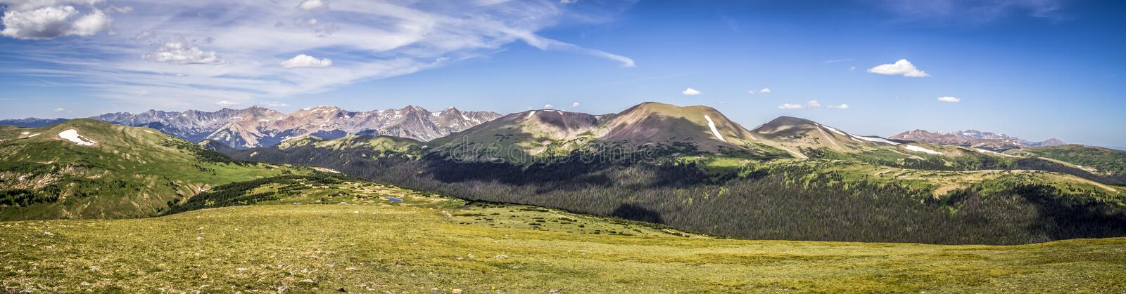 Rocky Mountain National Park Never Summer Wilderness. Colorado Parika Lake Arapaho National Forest Continental Divide Baker Gulch Grand County stock photos