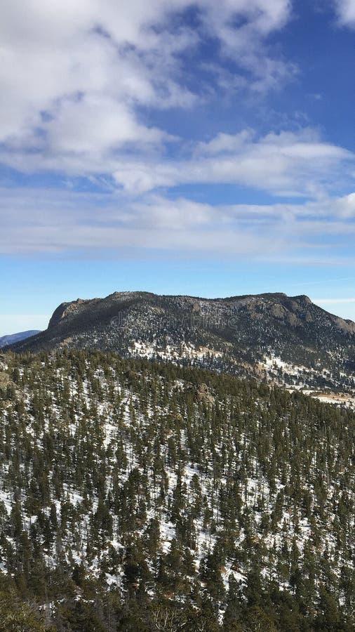 Rocky Mountain National Park View arkivbild