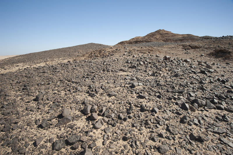 Download Rocky Mountain Slope In A Desert Stock Photo - Image of wilderness, climate: 39504736