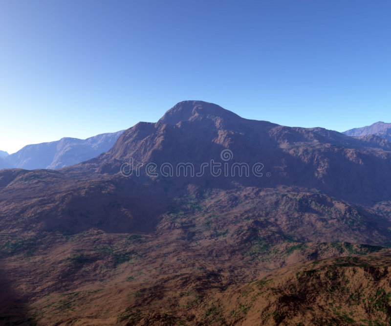 Download Rocky mountain terrain stock image. Image of heaven, colorful - 4658035