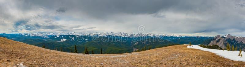 Rocky Mountain Views stock foto's