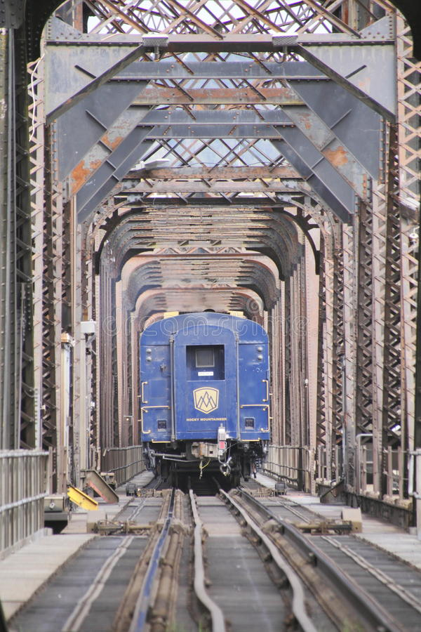 Rocky Mountaineer stock images