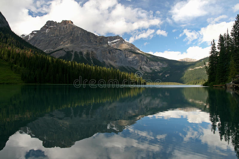 Rocky Mountains. The rocky mountains Banff Canada royalty free stock image