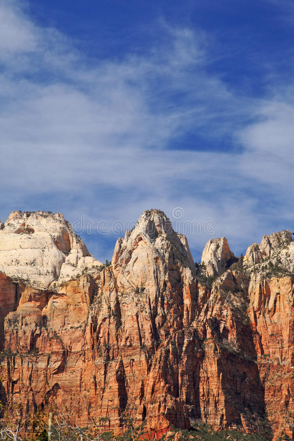 Download Rocky Mountains stock image. Image of above, rock, mountains - 14596457