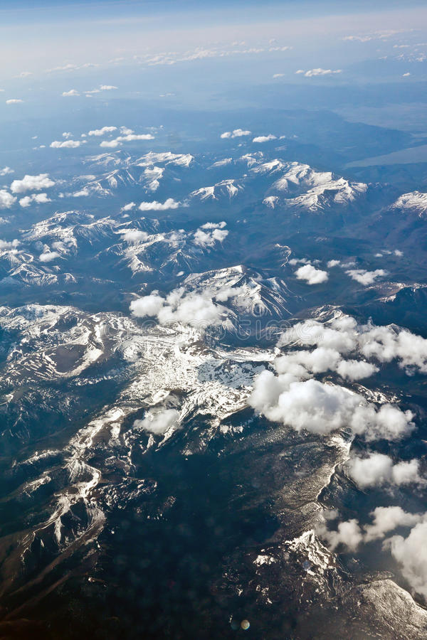 Download Rocky Mountains stock image. Image of united, snow, america - 16311211