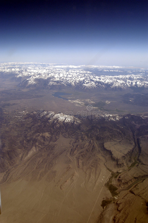 Download Rocky Mountains stock photo. Image of rockies, view, flight - 165414