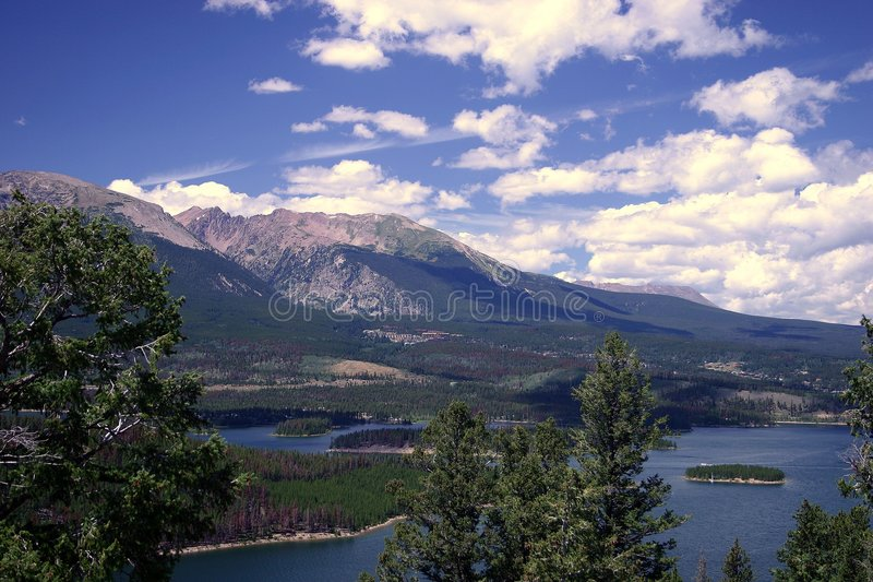 Download Rocky Mountains stock image. Image of ranges, high, cloudy - 474475