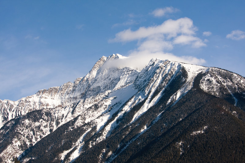 Download Rocky Mountains Royalty Free Stock Photography - Image: 8197237