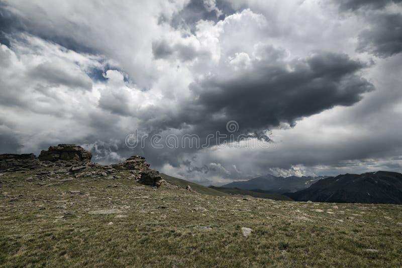 Rocky Mountains National Park, Colorado stock photos