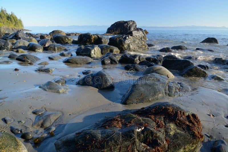 Download Rocky mystic beach stock photo. Image of canada, coast - 26135736