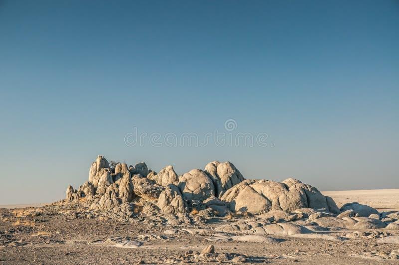 Rocky Outcrop stock image