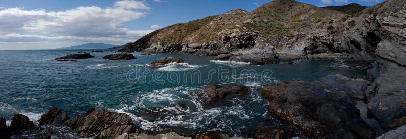 Rocky panoramic ocean view