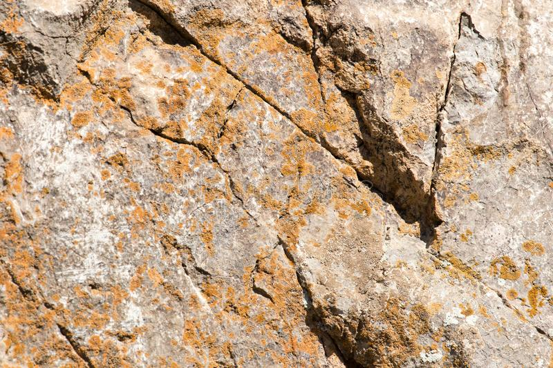 Rocky rock as background royalty free stock photo