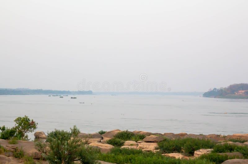 Rocky scenery along stock photos