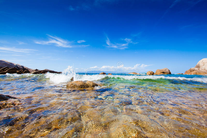 Download Rocky Seascape Royalty Free Stock Photo - Image: 16482535