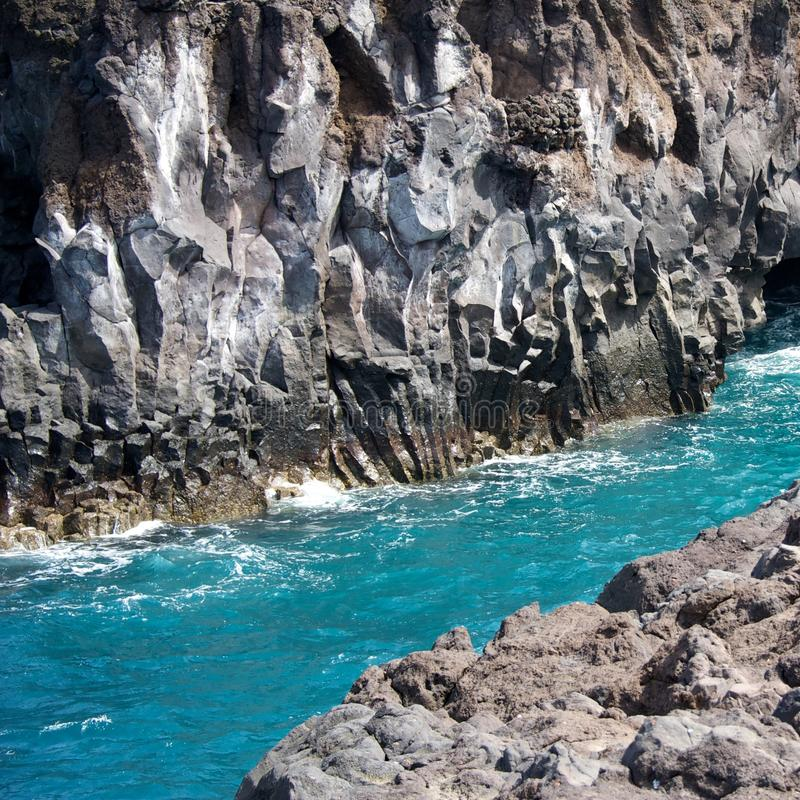Download Rocky seashore stock photo. Image of geological, natural - 27205424
