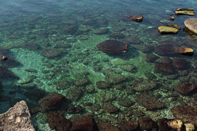 Download Rocky Shore. Stock Images - Image: 17384044