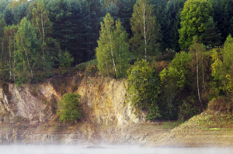 Download Rocky shore stock photo. Image of environment, precipice - 26975102