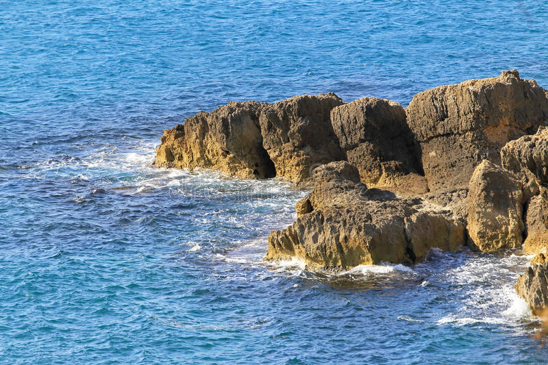 Download Rocky shore stock photo. Image of rough, outdoor, wilderness - 28296548