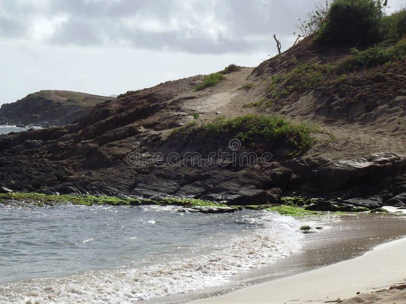 Rocky Shore 2 stockbild