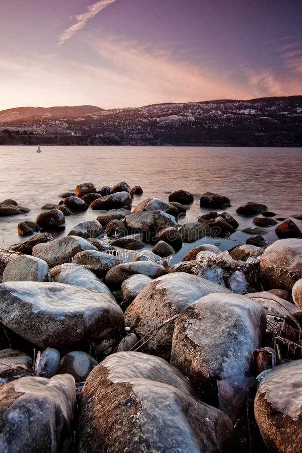 Download Rocky shoreline stock photo. Image of time, long, exposure - 21082320