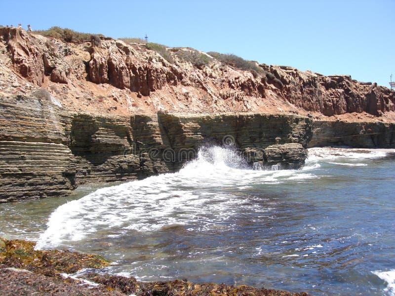 Download Rocky Shoreline stock photo. Image of ocean, rocky, cliffs - 29333354