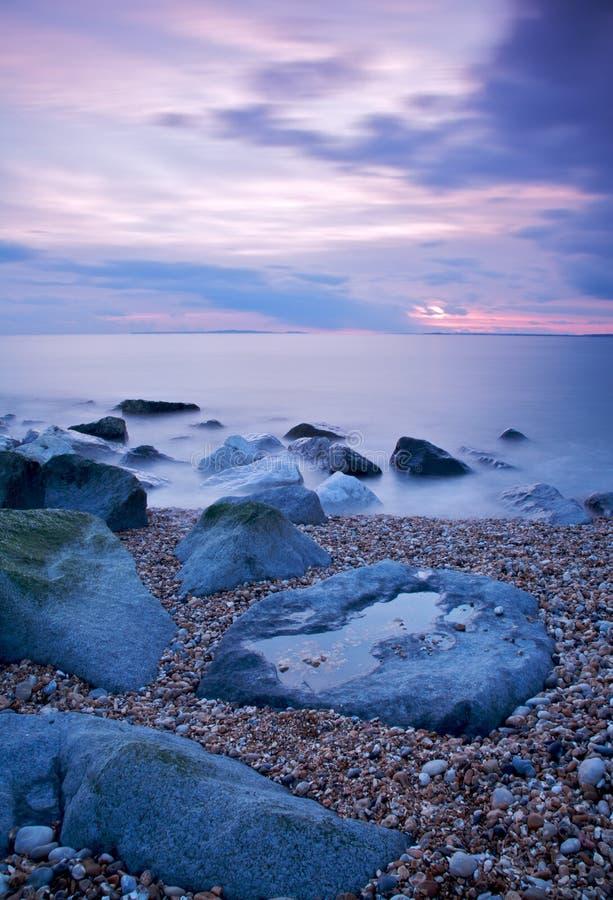 Free Rocky Shoreline Stock Image - 4883611