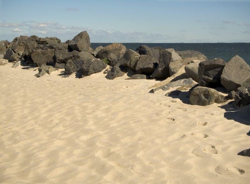 Download Rocky Shoreline stock image. Image of dunes, coastline - 524237
