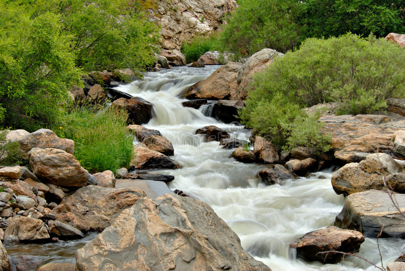 Download Rocky Stream stock photo. Image of stone, rocky, national - 4236832