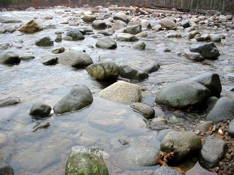 Download Rocky wody obraz stock. Obraz złożonej z góry, spokój, poddaństwo - 127945