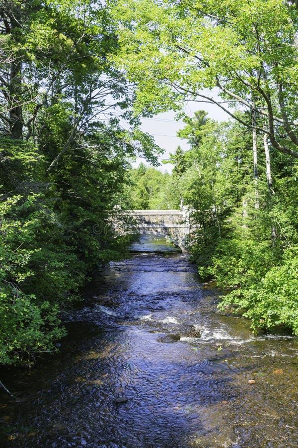 90 roczniaka most zdjęcie royalty free