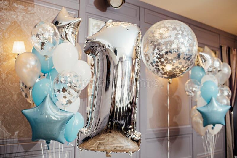Rocznicowa lub urodzinowa fotografii strefa z, obraz royalty free